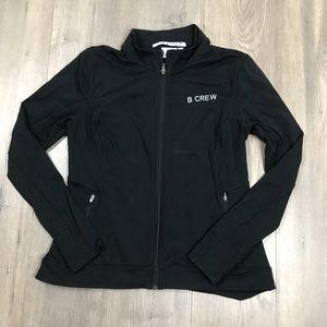 Athleta Black Athletic Jacket